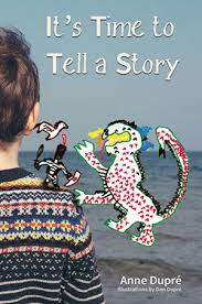 it s time to tell a story