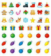 20 free christmas vector images and icon sets