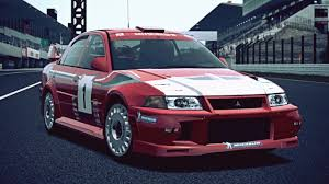 mitsubishi evo rally car gt6 mitsubishi lancer evolution vi rally car u002799 exhaust video