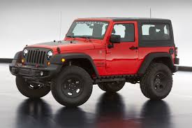 jeep modified jeep to deliver a six pack of off road concepts for easter