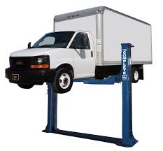 2 post lifts two post car truck lifts above ground garage lifts