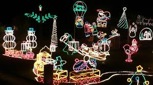 the father of electric christmas tree lights history in the