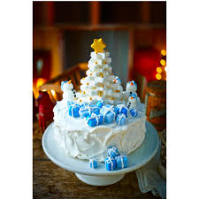 frozen christmas tree cake christmas cake decorations good