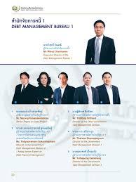 bureau 3 en 1 รายงานประจำป 2558 by pdmo pdmo issuu