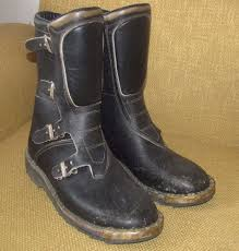 ebay motocross boots maison martin margiela vintage motorcycling boots made in italy