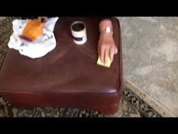 How To Fix Scratched Leather Sofa How To Repair Leather Cat Scratch Repair Using Reluv By Heirloom