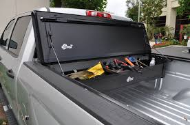 Chevy Silverado Truck Bed - bakbox 2 for bakflip and roll x tonneau covers