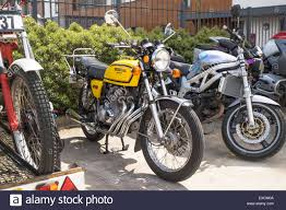 honda cb400 motorbike motor cycle bike classic honda cb400 four motorbike