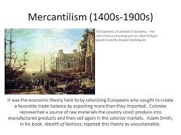 The Economic View From The World History Unit 4 Review Ppt Download