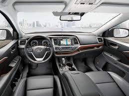 price toyota highlander 2017 toyota highlander overview price list interior specs images