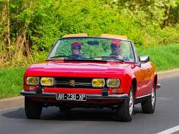 peugeot cabriolet peugeot 504 cabriolet specs 1974 1975 1976 1977 1978 1979