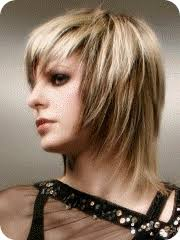 medium length choppy bob hairstyles for women over 40 choppy mid length layered hair hairstyles pinterest shoulder