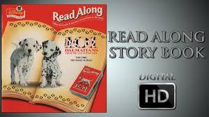 101 dalmatians story book digital hd glenn close