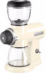 Kitchenaid Burr Coffee Grinder Review Kitchenaid Artisan Burr Coffee Grinder Crema