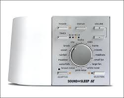 sound machine with light projector sleep sound machine white noise machine sound therapy sleep sleep
