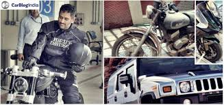 hellcat x132 dhoni bikes and cars of ms dhoni dhoni s bike collection and car collection