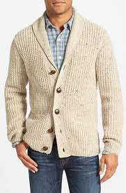 gant ribbed shawl collar cardigan available at nordstrom dad u0027s