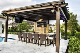 Pergolas In Miami by Outdoor Kitchens Outdoor Kitchen Appliances Luxapatio