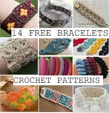 bracelet crochet patterns images Diy crochet bracelet archives diy christmas crafts png