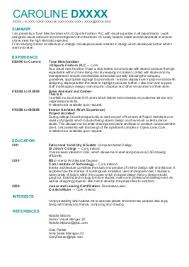 Resume For Retail Merchandiser Free Environmental Law Essays Sample Resume Aml Analyst Goosebumps