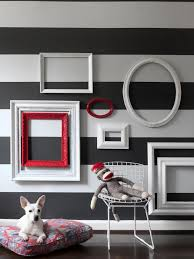 Wall Picture Frames by Empty Picture Frame Wall Grouping Hgtv