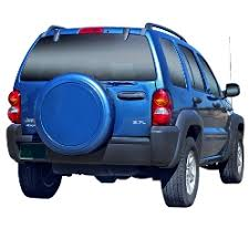 2005 jeep liberty spare tire cover boomerang rigid tire covers molded plastic and vinyl band