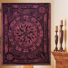 Bedroom Wall Tapestries Online Get Cheap Wall Tapestry Purple Aliexpress Com Alibaba Group