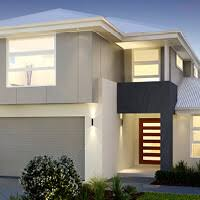 Home Design Double Story Home Designs Single Storey Double Storey Hallmark Homes Qld