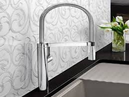 Professional Kitchen Faucets Home home decor semi professional kitchen faucet corner kitchen sink