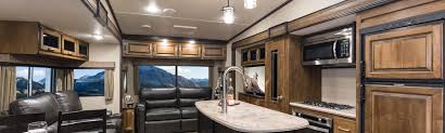 5th Wheel Living Room Up Front by Reflection Fifth Wheel 303rls Grand Design Rv
