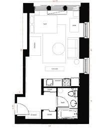 Tiny Apartment Floor Plans 36 Best Studio Apartment Setup Images On Pinterest Studio Apt