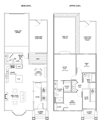 House Plan Floor Plan 1 Heritage Square House Plans With 2 Master