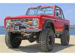 bronco car 2016 1972 ford bronco classiccars com journal
