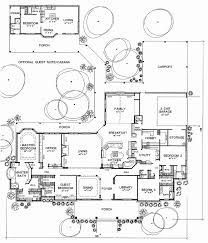 architectural designs house plans floorplan onestory floor plan of traditional house plan