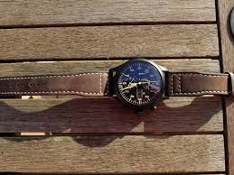 B Otisch Erledigt Steinhart Nav B Chrono Ii Black Dlc Uhrforum