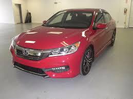 used honda accord baton 2017 honda accord sport sedan in baton 270831