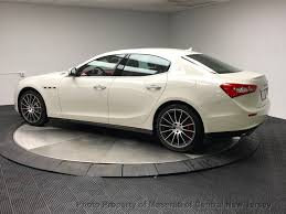 white maserati 2017 new maserati ghibli s q4 3 0l at maserati of central new