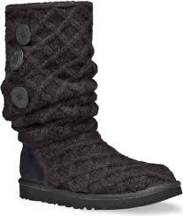 womens mid calf boots australia ugg australia s lattice cardy free shipping free returns