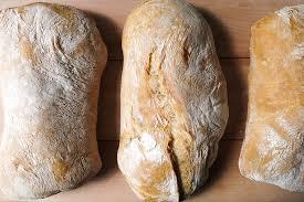 pane ciabatta fatto in casa ricetta per pane ciabatta metodo con biga mulino padano