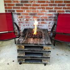 How To Build A Gas Firepit Build Your Own Gas Table Www Easyfirepits Patio Design