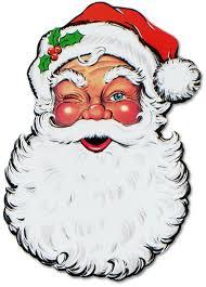 santa face cutout 26
