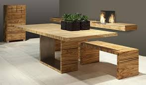 Wooden Dining Room Furniture Space Saving Ideas Extending Dining Room Table Tops