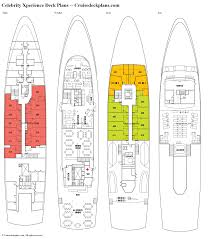 celebrity constellation floor plan celebrity xperience deck plans diagrams pictures video