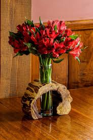 wood log vases wood log ideas for your home and garden wooden flowers rustic
