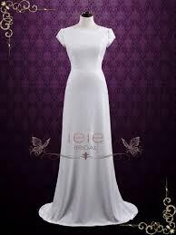 mormon wedding dresses modest wedding dresses ieie bridal