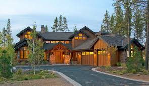 Craftsman Home Plan by Mountain Craftsman Style House Plans Breathtaking Exterior View