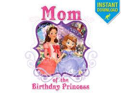 sofia the birthday sofia the of the birthday girl disney printable iron