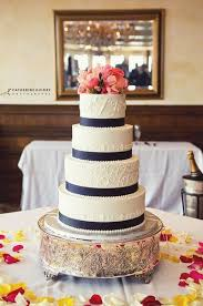 coral wedding cakes wedding cakes with coral flowers themes inspiration