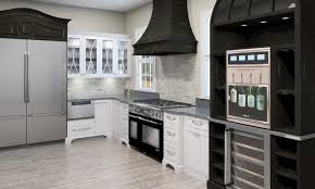 Transitional Kitchen - tipler design group and habersham home collaborate on transitional