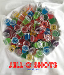 jell o shots round two an affair from the heart